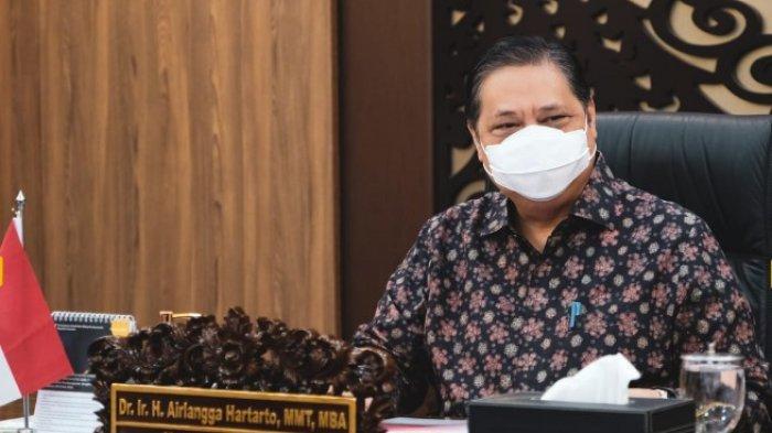 Menko Airlangga beberkan Tiga Kunci Pemulihan Ekonomi, Demi MenjagaPerekonomian Nasional