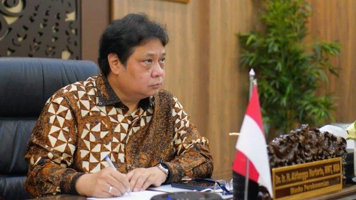 Airlangga : PPKM Berhasil Turunkan Level Asesmen Provinsi di Luar Jawa-Bali