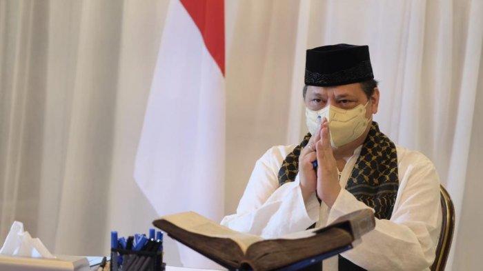 Menteri Koordinator Bidang Perekonomian Airlangga Hartarto mengajak ulama