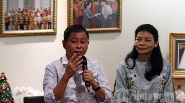 Cerita Ignasius Jonan Saat Istri Meragukannya Soal Jabatan Menteri Udah Siap Belum Tribun Lampung