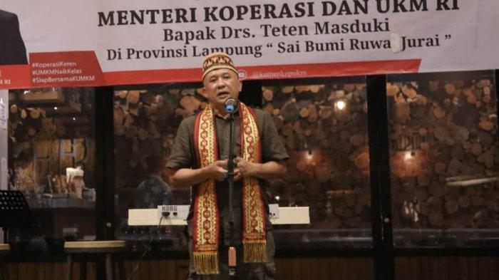 Menkop Teten Masduki Besok Tinjau Ternak Sapi dan Rajungan di Lampung Selatan