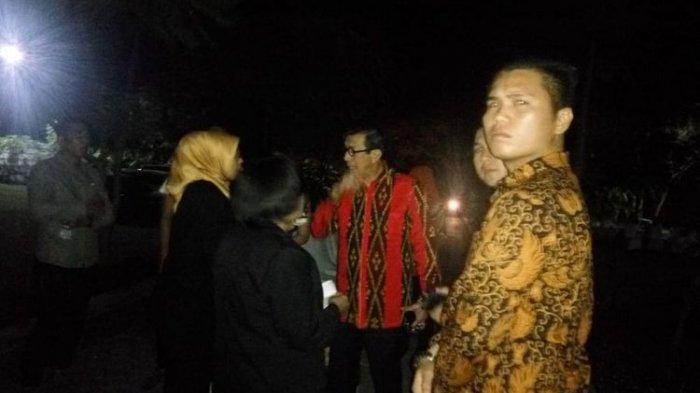 Diguncang Gempa Saat Makan Malam, Menteri Yasonna Laoly: 'Menakutkan, Semua Terpelanting'