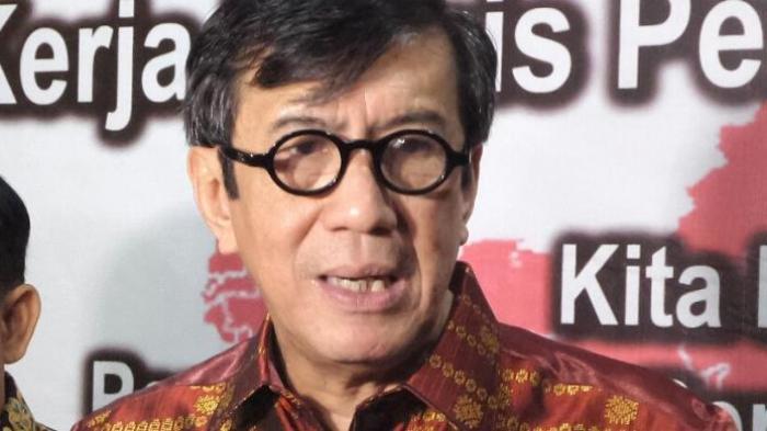 Yasonna Laoly: Rizieq Shihab Bebas Masuk ke Indonesia