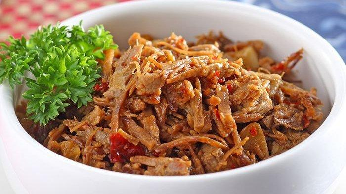 Resep Masakan Daging Suwir Masak Saus Tiram dan Cara Buat Daging Suwir Masak Saus Tiram