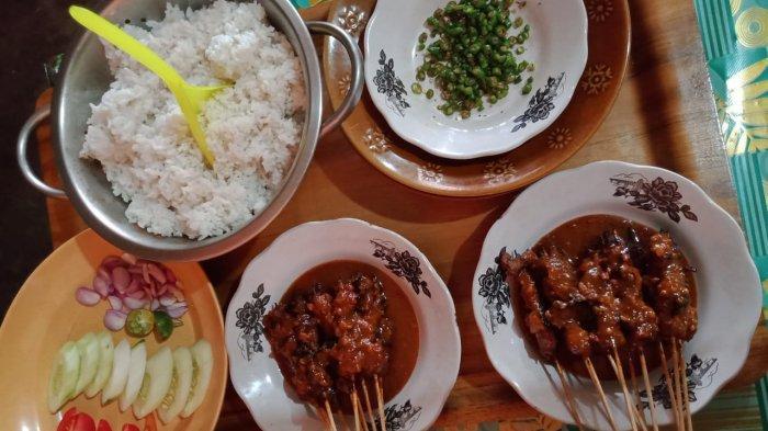 Daging Sate Pondok Wong Ndeso Kenyal dan Lezat