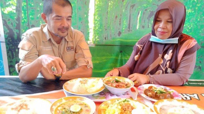 Warung Bofet Aflah di Yukum Jaya Lamteng Sediakan Sop Iga Kaya Rempah-rempah
