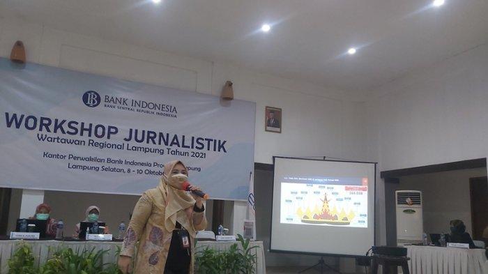 187 Ribu Lebih Merchant di Lampung Sudah Pakai QRIS