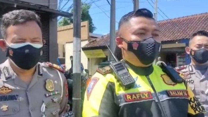 Puluhan Motor Balap Liar di Bandar Lampung Diamankan Polisi