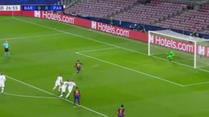 Neymar Hapus Tweet Usai Bereaksi Atas Penalti Laga Liga Champions Barcelona vs PSG