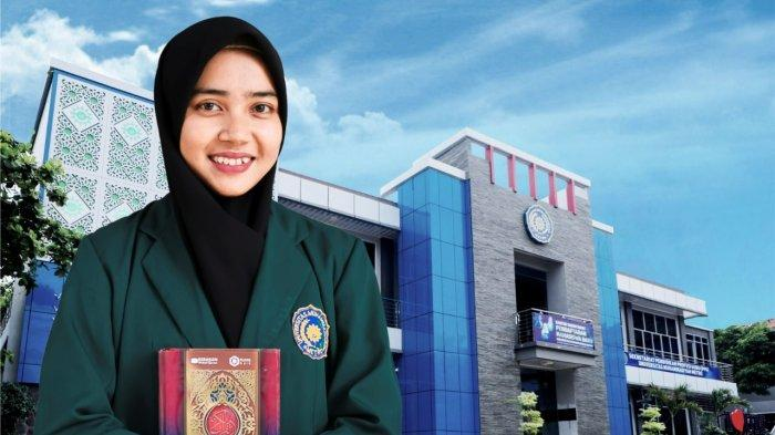 Sukma Enggalita, Mahasiswi PAI Universitas Terbaik di Sumatera UM Metro Hafidzah Qu'ran 30 Juz