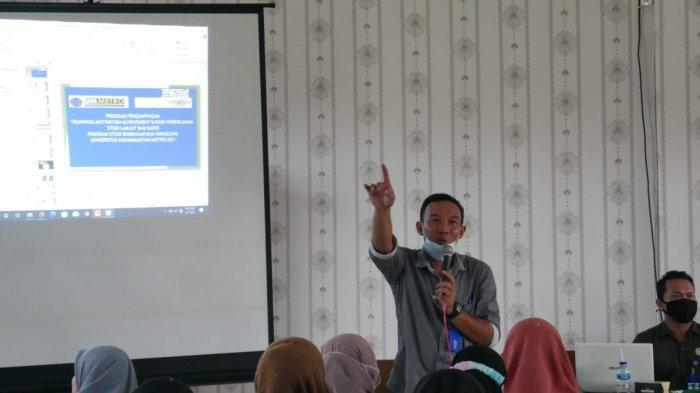 UM Metro Gelar Program Motivation Achievement Training Program Studi Bimbingan dan Konseling
