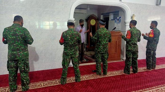 Kodim 0410/KBL Gelar Doa Bersama dan Shalat Ghaib untuk Awak Kapal Selam Nanggala 402