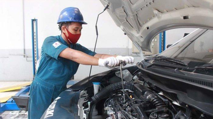 Booking Service di Suzuki Mobil Lampung Dapat Diskon