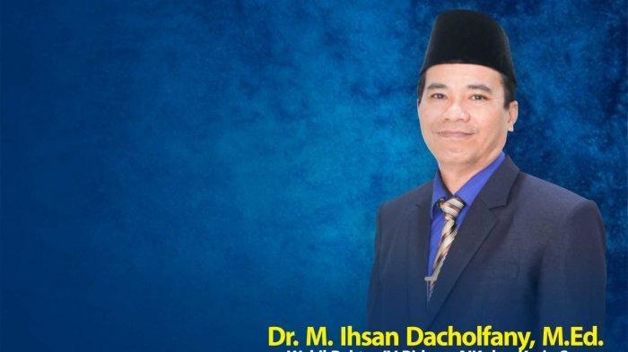 Dr Ihsan Dacholfany UM Metro : Profetik Profesional Menjadi Standar Lulusan Muhammadiyah