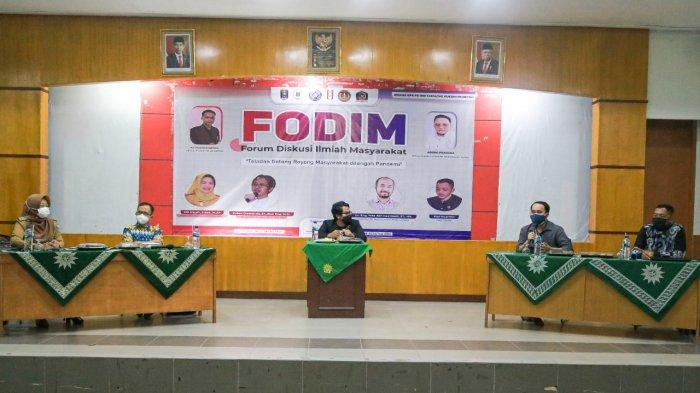 Ikatan Mahasiswa Fakultas Hukum Kampus Terbaik UM Metro Gelar Forum Diskusi Ilmiah Masyarakat