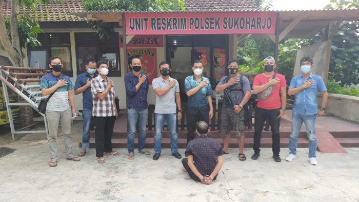 BREAKING NEWS: Gara-Gara Blokir Kontak Tetangga, Pemuda di Pringsewu Kena Tusuk Pisau