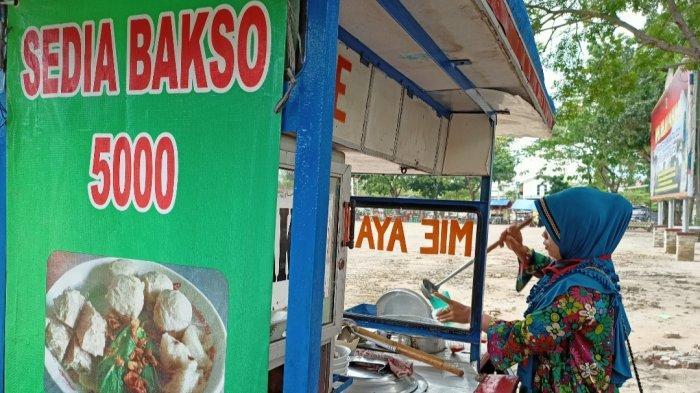 Kuliner Lampung, Mi Ayam dan Bakso di Kalianda Hanya Rp 5.000