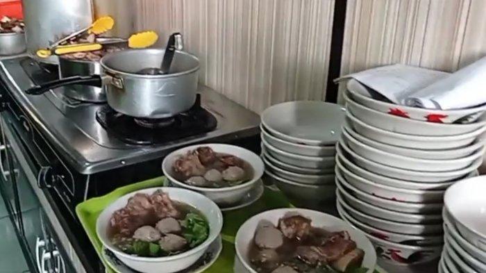 Kuliner Lampung, Mi Ayam dan Bakso Iga di Mesuji yang Spesial
