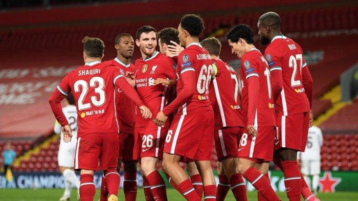 Liverpool vs Man United, The Reds Rapuh Sektor Bertahan, Lini Depan Setan Merah Dibekap Cedera