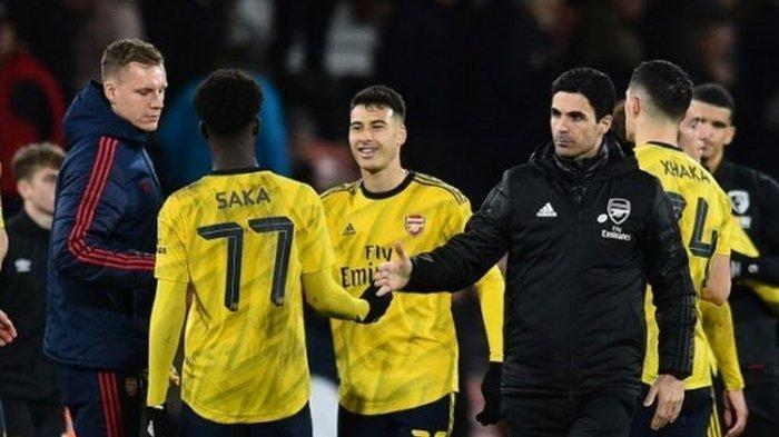 Jadwal Liga InggrisArsenal vs Chelsea, Penentu Nasib Mikel Arteta