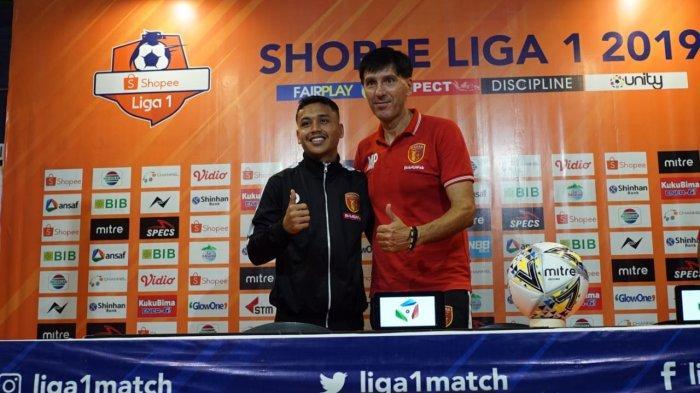 Badak Lampung Tahan Imbang Borneo FC di Samarinda, Pelatih Milan Petrovic Ungkapkan Hal Ini