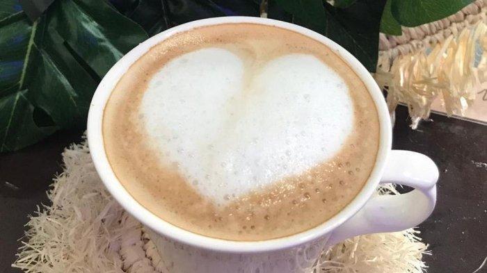 Original Black Coffee di Lampung Utara hanya Rp 10 Ribu per Gelas