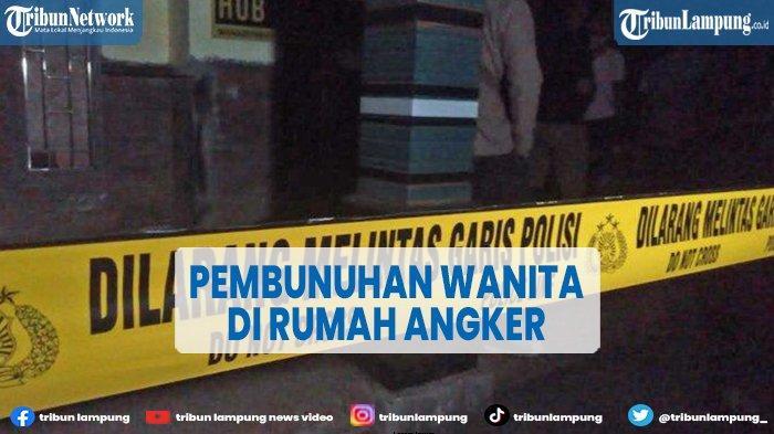 Suami Bunuh Istri di Rumah Angker Malang Terungkap, Pelaku Menyerahkan Diri
