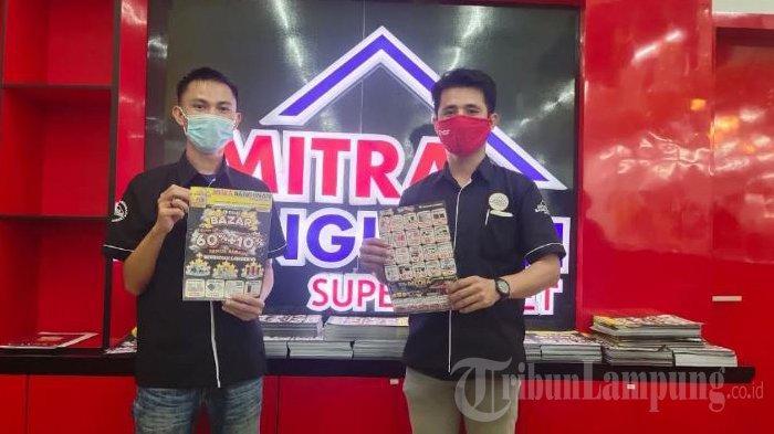 Mitra Bangunan Supermarket Lampung Banjir Diskon