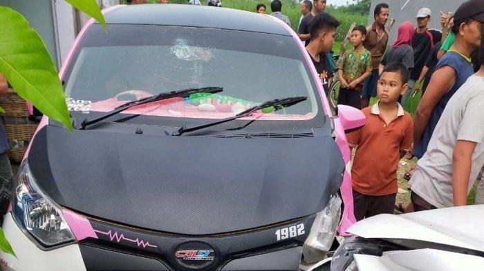 Toyota Calya Tabrak Mobil Polisi hingga Ditembak, Ternyata Penumpangnya Berseragam Polisi Juga