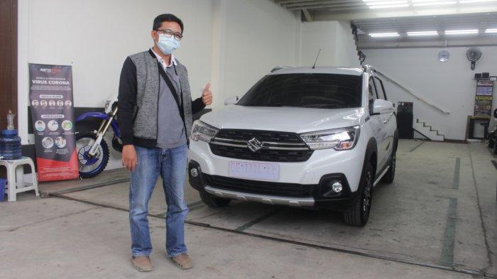 Bapak Yandi Memilih Suzuki XL7 Karena Gagah, Maco, Ground Clearance Tinggi