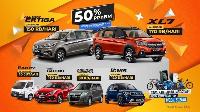 Ada Banyak Promo Menarik di Suzuki Persada Lampungraya