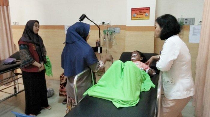 BREAKING NEWS - Sekeluarga Tewas Terpanggang, Berikut Identitas Korban Kecelakaan di Tol Lampung