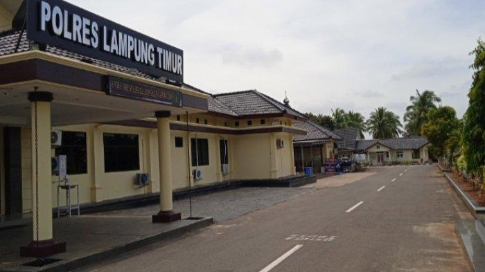 Modus Bertamu, Pria di Raman Utara Lampung Timur Curi Gulungan Tembaga