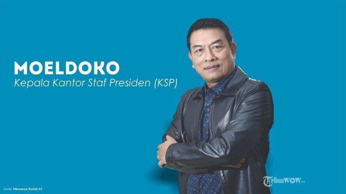 Prediksi Indonesia Bisa Bebas Covid-19 10 Tahun Lagi, Jendral Moeldoko Minta Bloomberg Belajar Dulu!