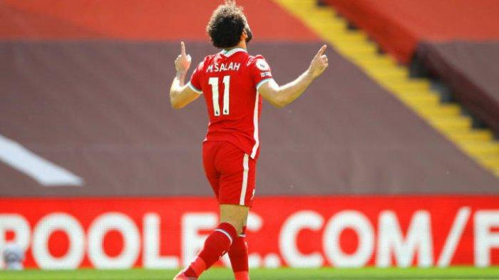 Bursa Transfer Liga Inggris, Mohamed Salah Disebut Bakal Pindah Ke Liga Spanyol