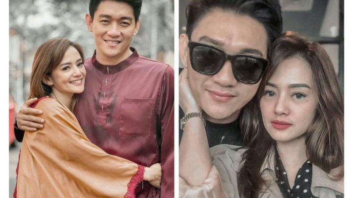 Momen Haru Pernikahan Ifan Seventeen dan Citra Monica, Digandeng Anak Ifan Seventeen