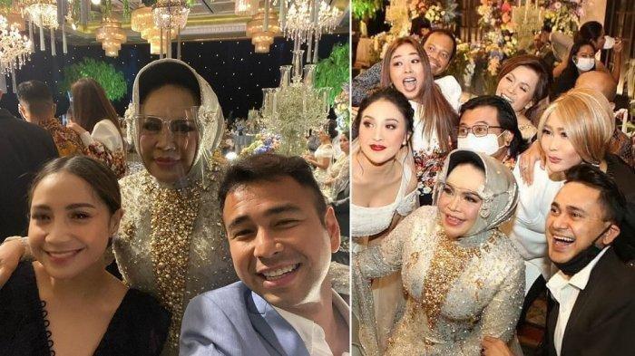 Pesta Pernikahan Putri Hetty Koes Endang Dihadiri Selebriti Kondang