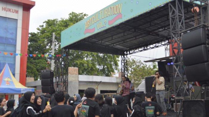 UKM-F Persikusi Fakultas Hukum Universitas Lampung Gelar Acara Monetize Your Hobbies