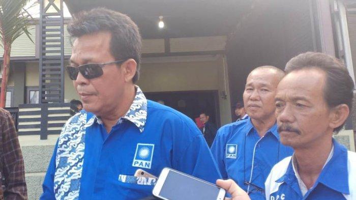 Perolehan Kursi Turun, Ketua DPD PAN Bandar Lampung Wahyu Lesmono 'Digoyang'