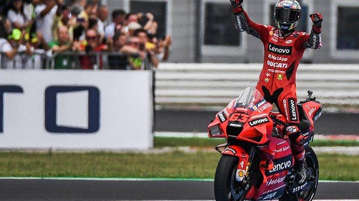 MotoGP 2021 Amerika, Francesco Bagnaia Antusias Hadapi Balapan di Austin