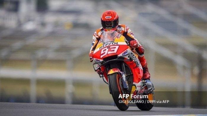 MotoGP 2021 Amerika, Marc Marquez Ingin Fokus Kalahkan Ducati