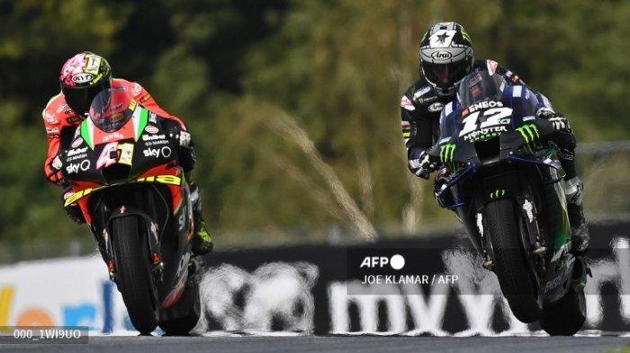MotoGP 2021 Aragon, Aleix Espargaro Ingin Maverick Vinales Bisa Kerjasama di Aprilia