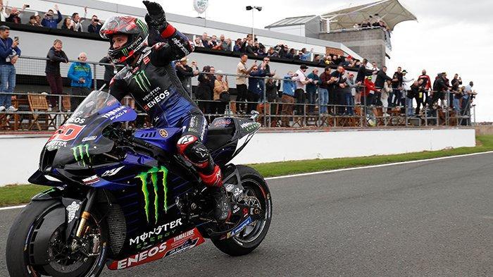 MotoGP 2021 Aragon, Quartararo Ingin Nikmati Persaingan di Aragon