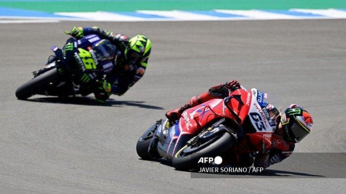 MotoGP 2021 Aragon, Bagnaia Ogah Disebut sebagai Penerus Valentino Rossi