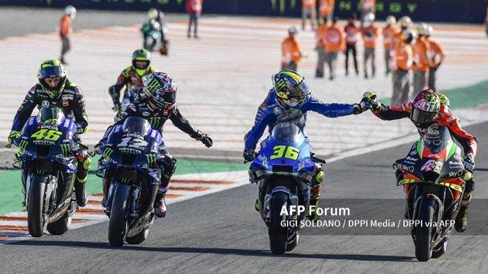 Jadwal MotoGP 2021 Aragon, Aleix Espargaro Jadi Kunci Pengembangan Motor RS-GP Aprilia