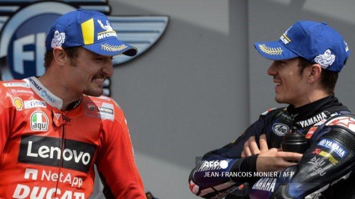 MotoGP 2021 Aragon, Jack Miller Nilai Keputusan Maverick Vinales Pindah ke Aprilia Tepat