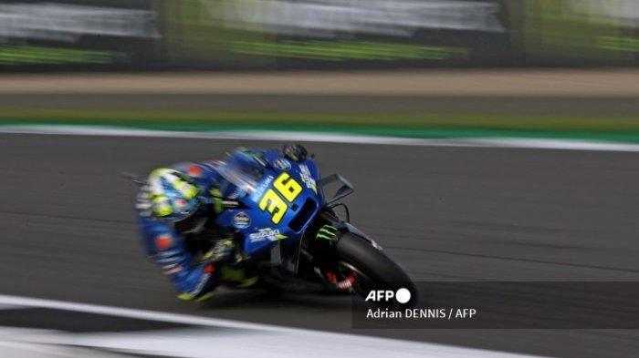 Jelang MotoGP 2021 Aragon, Joan Mir Alami Masalah dengan Pilihan Ban Depan di Sirkuit Silverstone