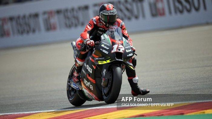MotoGP 2021 Aragon, Maverick Vinales Bongkar Sulitnya Setim dengan Valentino Rossi