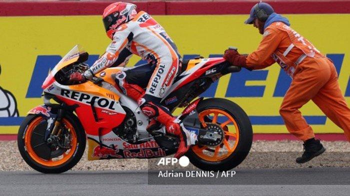 MotoGP 2021 Aragon, Peluang Marc Marquez Juara Dunia
