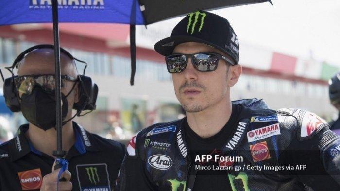 Jadwal MotoGP 2021 Aragon, Maverick Vinales Akui Mudah Kendalikan Aprilia RS-GP